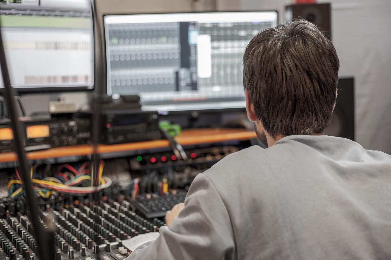 Tonstudio in Köln
