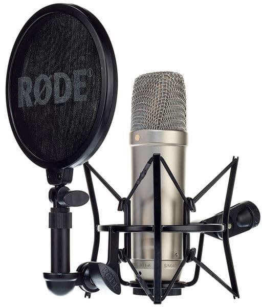 Rap Mikrofon: Rode NT1A