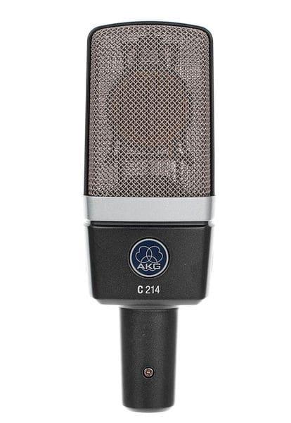Rap Mikrofon: AKG C214