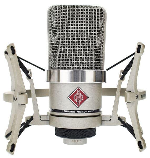 Rap Mikrofon Neumann TLM102