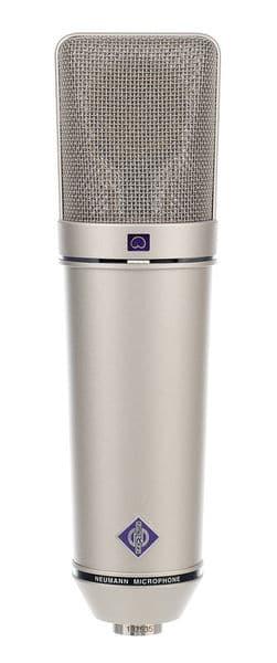 Rap Mikrofon: Neumann U87 Ai