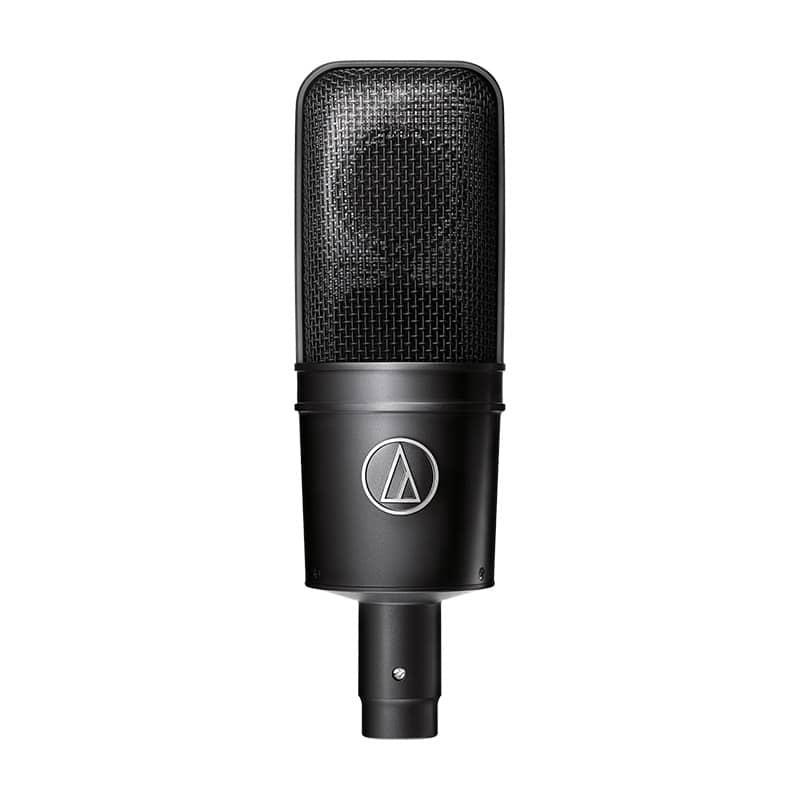Rap Mikrofon: Audio Technica AT4040