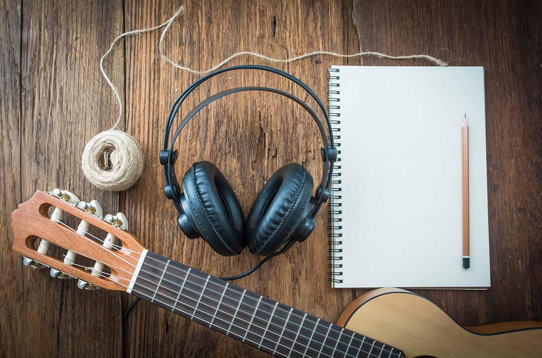 Song schreiben: Tipps vom Profi